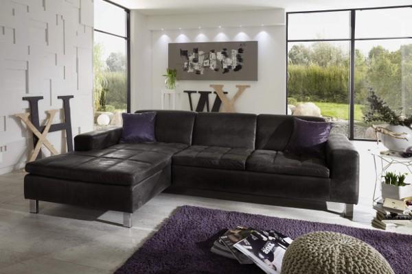 Index of zdjecia sklep sofy sofa grafit - Zwarte bank lounge ...