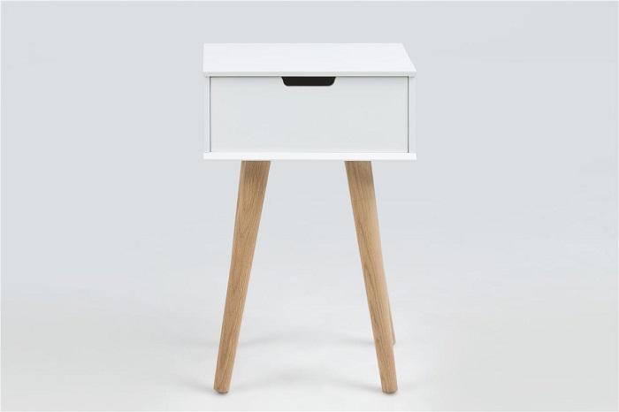 stolik nocny santana szafka styl skandynawski modo. Black Bedroom Furniture Sets. Home Design Ideas