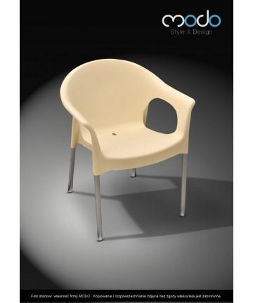 Krzesło Only Kremowe