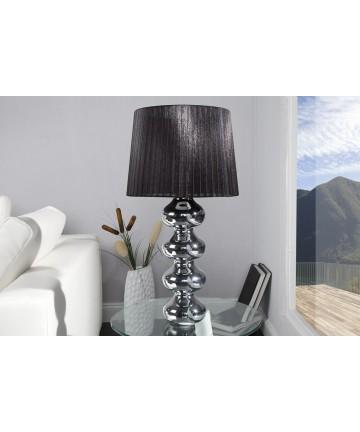 Lampa stołowa Amore czarna