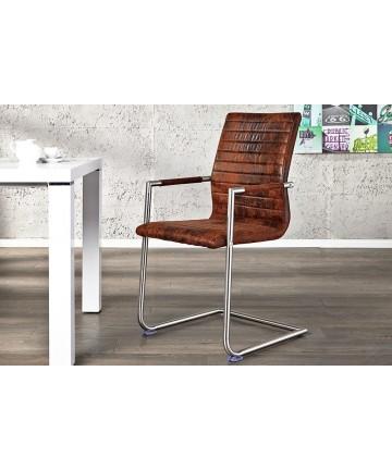 Krzesło Reference Brązowe