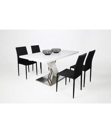 Krzesło Delecta Black