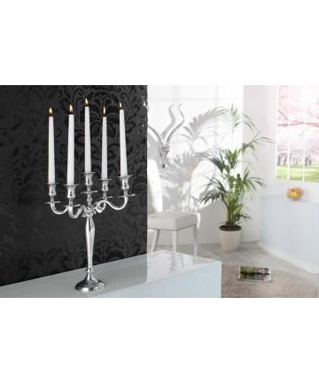 Świecznik Medieval stołowy 5 ramienny