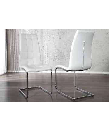 Krzesło Pic Box White