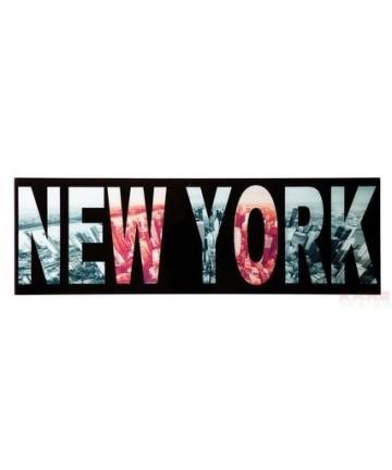 Obraz Picture Glass Capitals 45x140cm Assort szklany obraz jednoczłonowy Nowy York