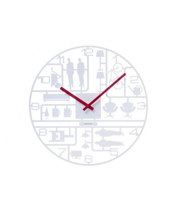Zegar Model Kit ścienny