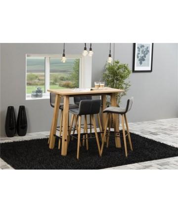 Stół Barowy Gino 120 drewniany