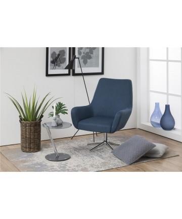 Fotel obrotowy Estera Blue
