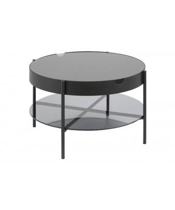 Ława Tip Glass szklane ławy ze schowkiem
