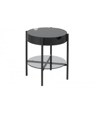 Stolik Tip Glass okrągłe stoliki szklane