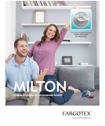 Tkanina Milton Premium
