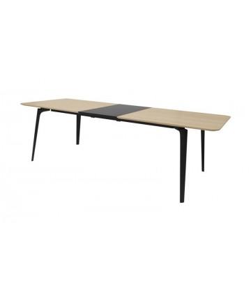 Stół rozkładany Accent dębowy 200 - 300