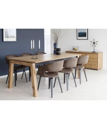 Stół rozkładany Las Dębowy 200 – 290