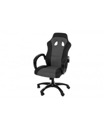 Fotel biurowy Formuła Szary