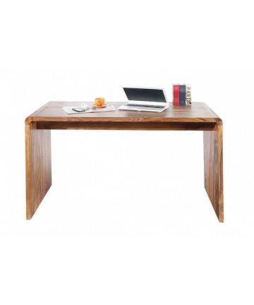 Biurko Brick Sheesham 150 lite drewno masywne biurka
