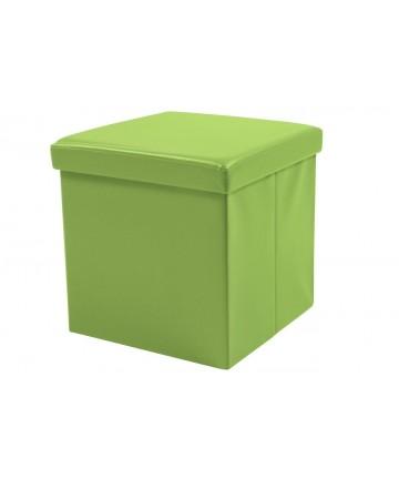 Pudełko schowek otwierany limonka