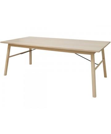 Stół Virgin Dębowy 200 duży masywny