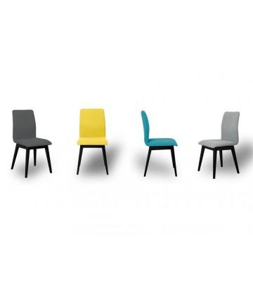 Krzesło tapicerowane OSLO dowolny kolor