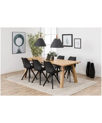 Stół rozkładany Gino 160-250 masywny