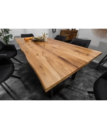 Masywny drewniany stół Lagos 180