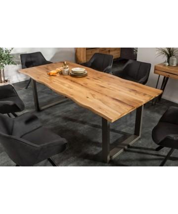 Stół Lagos z litego drewna 200