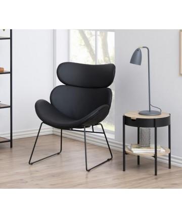 Fotel Idol Czarny