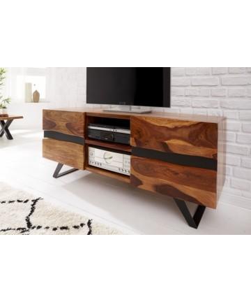 Drewniana szafka RTV długość 160