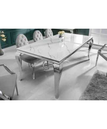 Duży stół barokowy do salonu 200
