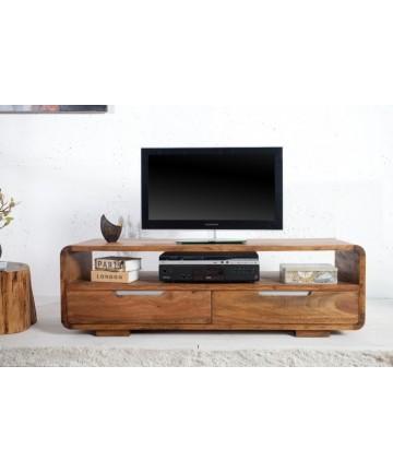 Szafka pod telewizor Nora z drewna 130