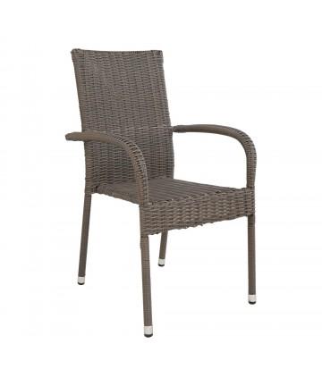 Krzesło ogrodowe Pola