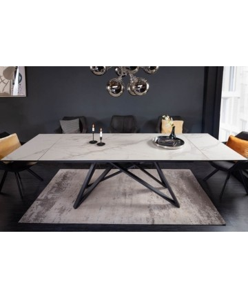 Elegancki stół rozkładany do salonu