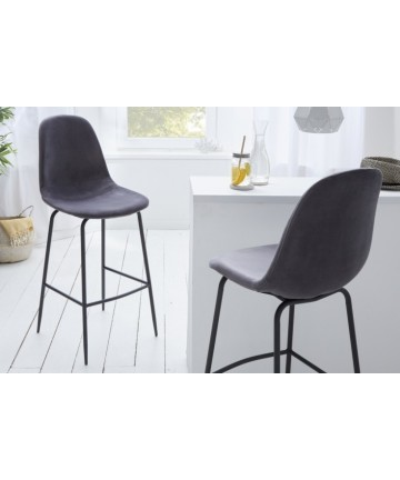 Nowoczesne krzesło do wyspy kuchennej