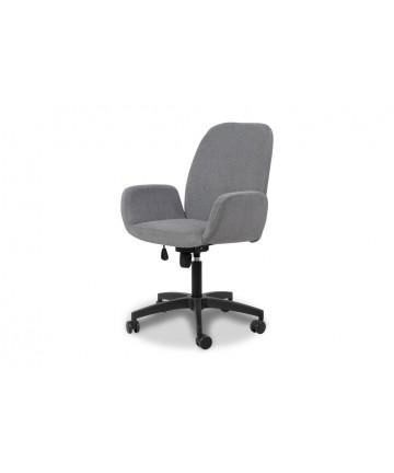 Modne krzesło biurowe z podłokietnikami