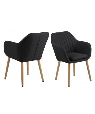 Krzesło Roxi Belt antracyt