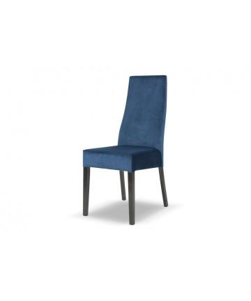 Wygodne krzesło tapicerowane do jadalni