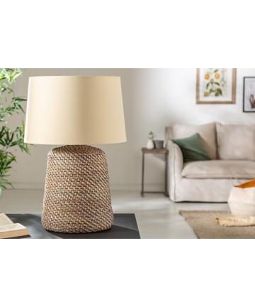 Lampa stołowa Petit w morskim stylu