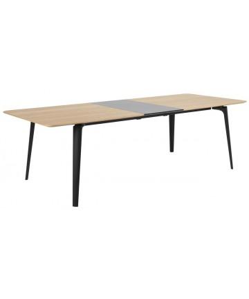 Stół rozkładany Accent 200 – 250 dębowy