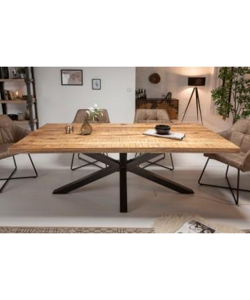 Duży stół industrialny długość 200