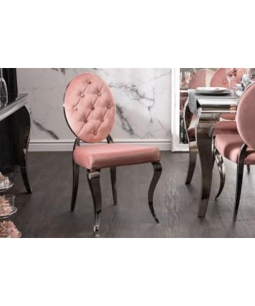 Eleganckie krzesło barokowe