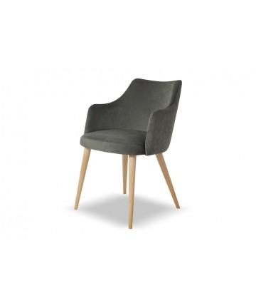 Wygodne krzesło z podłokietnikami