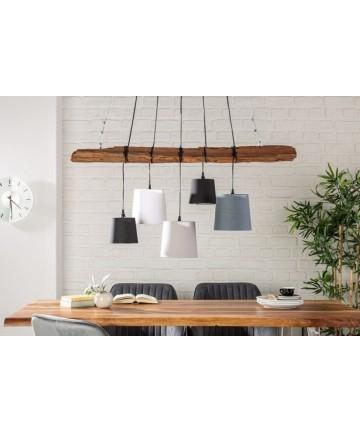 Lampa wisząca nad stół loft