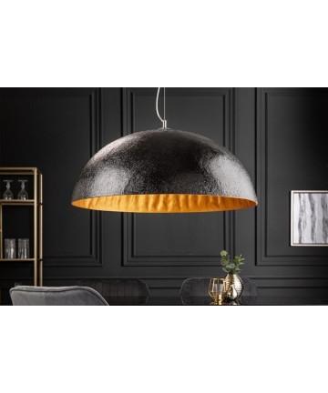 Lampa wisząca Atelier czarno złota 70