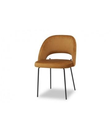 Ekskluzywne krzesło tapicerowane