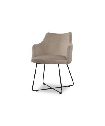 Nowoczesne krzesło do jadalni